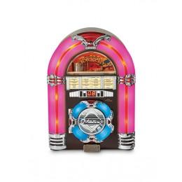 Crosley CR1101A-CH Radio Jukebox CD Cherry