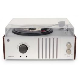 Crosley CR6017A-MA Record Player Tech Turntable Mahogany