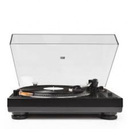 Crosley C200A-BK Direct Drive Turntable Black