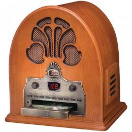 Crosley CR32CD Cathedral Radio CD