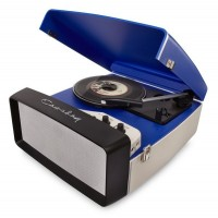 Crosley Collegiate Turntable Blue/Ivory