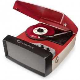 Crosley Collegiate Turntable Red/Cream