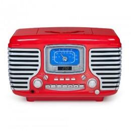 Crosley CR612-RE Corsair Radio Red