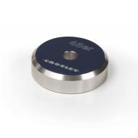 Crosley CR9100A-BL 45'er Aluminum Adaptor Blue