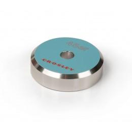 Crosley CR9100A-TU 45'er Aluminum Adaptor Turquoise