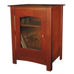 Crosley ST75-PA Bardstown Entertainment Center Stand Paprika