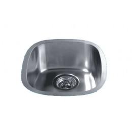 Dawn 3237 Stainless Steel Undermount Bar Sink