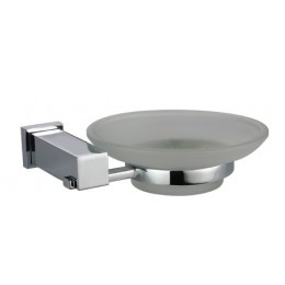 Dawn 8201S Satin Nickel Soap Dish Holder