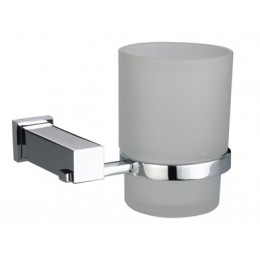 Dawn 8202S Satin Nickel Single Toothbrush Holder