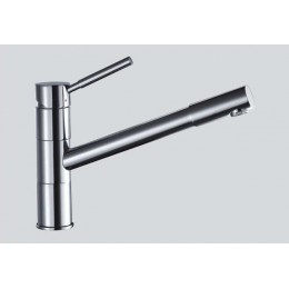 Dawn AB33 3241C Chrome Single Lever Pull Out Faucet