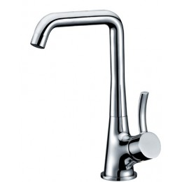 Dawn AB50 3715C Chrome Single Lever Bar Faucet