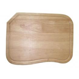 Dawn CB104 Solid Redwood Cutting Board 16x11
