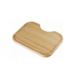 Dawn CB118 Solid Redwood Cutting Board 18x13