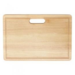 Dawn CB710 Solid Redwood Cutting Board 17x11
