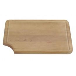 Dawn CB913 Solid Redwood Cutting Board 13x8