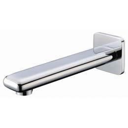 Dawn D3217501BN Brushed Nickel Wall Mount Tub Spout