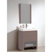 Dawn RAT241703-04 Single Ceramic Lavatory Sink Top with Overflow
