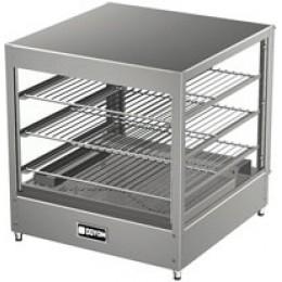 Doyon DRP3 Tabletop Pizza Warmer Merchandiser 3 Shelf