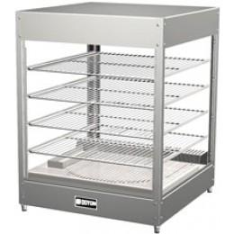 Doyon DRP4S Tabletop Pizza Warmer Merchandiser 4 Shelf