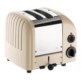 Dualit 27152 NewGen 2-Slice Toaster - Utility Cream