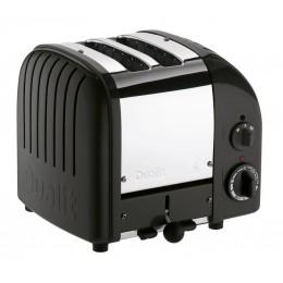 Dualit 27155 Classic 2-Slice Toaster - Matt Black
