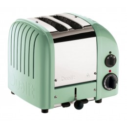 Dualit 27160 Classic 2-Slice Toaster -  Mint Green