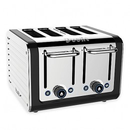 Dualit 46555 Design Series 4-Slice Toaster