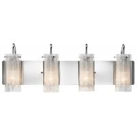 Elan 83071 Krysalis Collection 4 Light Vanity