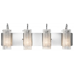 Elan 83071 Krysalis Collection 4 Light Vanity