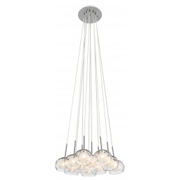 Elan 83074 Niu Collection 11 Light Cluster Pendant