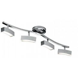 Elan 83381 Landon Collection LED 4 Light Rail