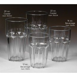 Encore 36809 Sausalito 9oz Rocks Glass Clear 36/CS