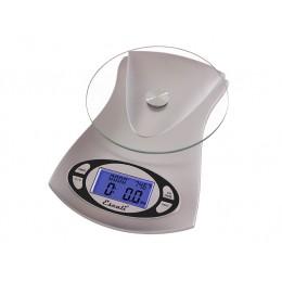 Escali - Vitra Glass Top Digital Food Scale