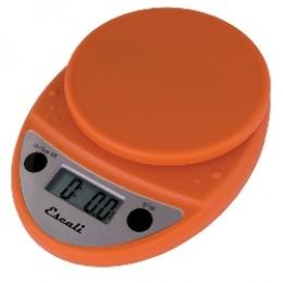 Escali P115PO Primo Digital Scale Pumpkin Orange