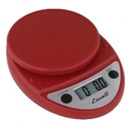 Escali P115WR Primo Digital Scale Warm Red