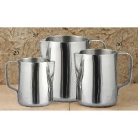 European Gift 29 Stainless Steel Frothing Pitcher 12 oz