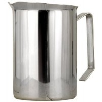European Gift 39 Stainless Steel Frothing Pitcher 50 oz