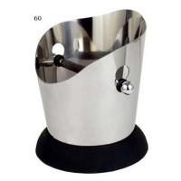 European Gift 60 Stainless Steel Knock Box