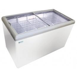 Excellence HB-14HCD Dual Temp Display Cabinet Freezer 14 cu ft