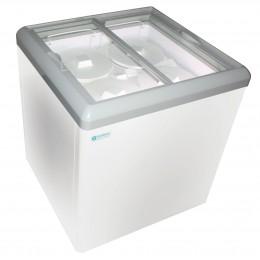 Excellence HB-6HCD Dual Temp Display Cabinet Freezer 6 cu ft