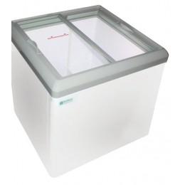 Excellence HB-7HCD Dual Temp Display Cabinet Freezer 7 cu ft