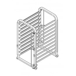 Fagor EB-101 Structure For Trays