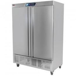 Fagor QVF-2 2 Section Solid Full Door Reach-in Freezer