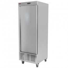 Fagor QVR-1 1 Section Solid Full Door Reach-in Refrigerator