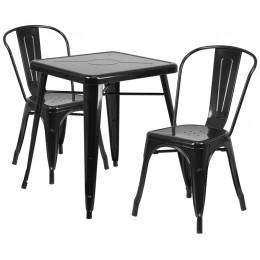 Flash Furniture CH-31330-2-30-BK-GG 23.75