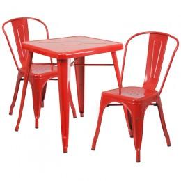 Flash Furniture CH-31330-2-30-RED-GG 23.75