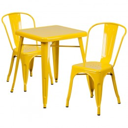 Flash Furniture CH-31330-2-30-YL-GG 23.75