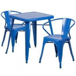 Flash Furniture CH-31330-2-70-BL-GG 23.75
