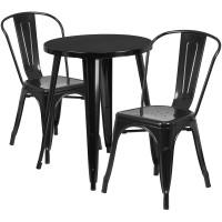Flash Furniture CH-51080TH-2-18CAFE-BK-GG 24