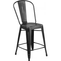 Flash Furniture ET-3534-24-BK-GG 24